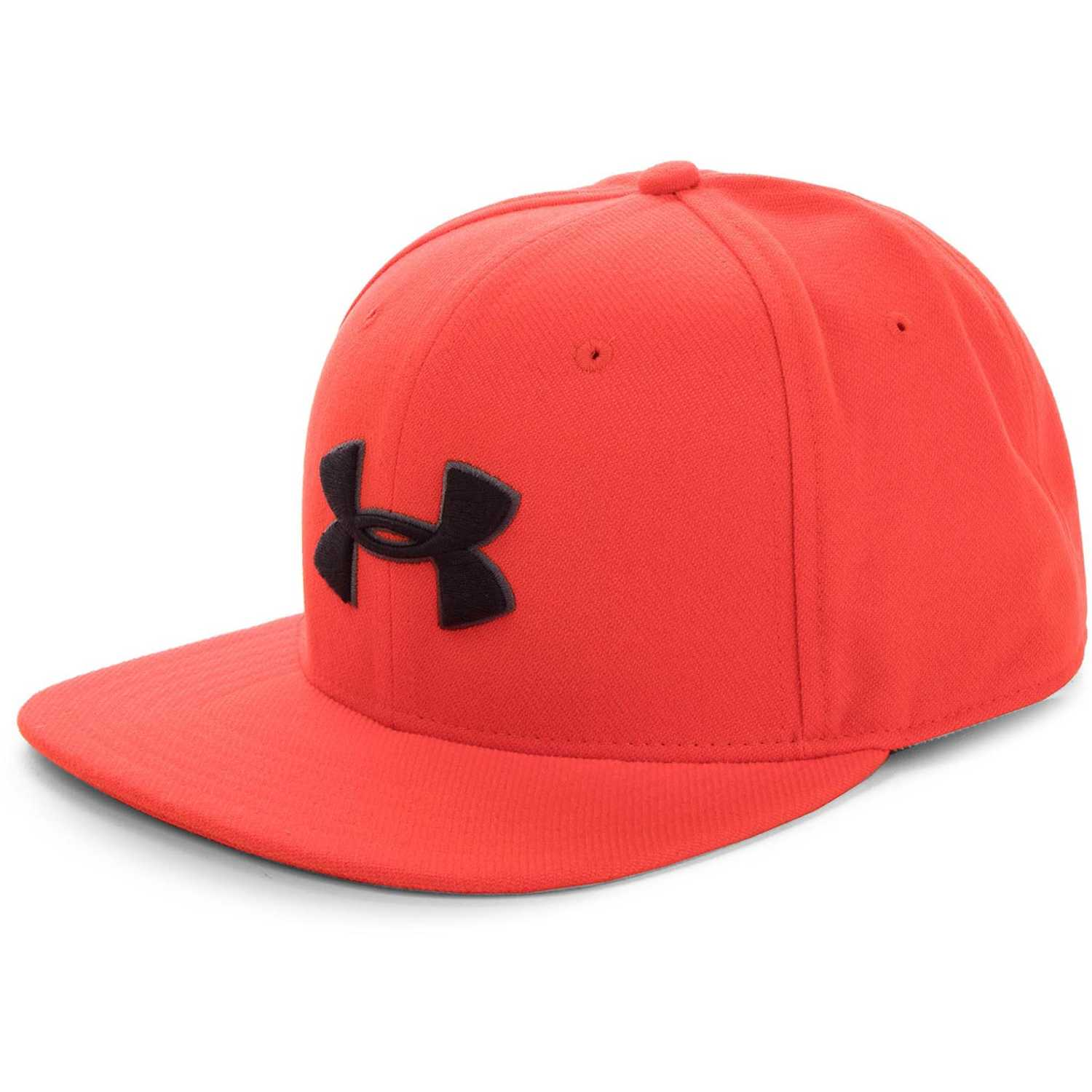 Gorro de Hombre Under Armour Naranja men's huddle snapback 2.0-red