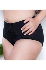 Kayser Negro de Mujer modelo 10.606 Ropa Interior Y Pijamas Lencería Calzónes Trusas
