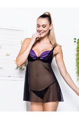 Kayser Morado de Mujer modelo 73.8006 Babydoll Ropa Interior Y Pijamas Lencería