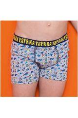 Kayser Gris de Niño modelo 97.49 Lencería Boxers Ropa Interior Y Pijamas