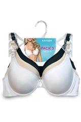 Kayser Surtido de Mujer modelo P350022 Sosténes Ropa Interior Y Pijamas Lencería