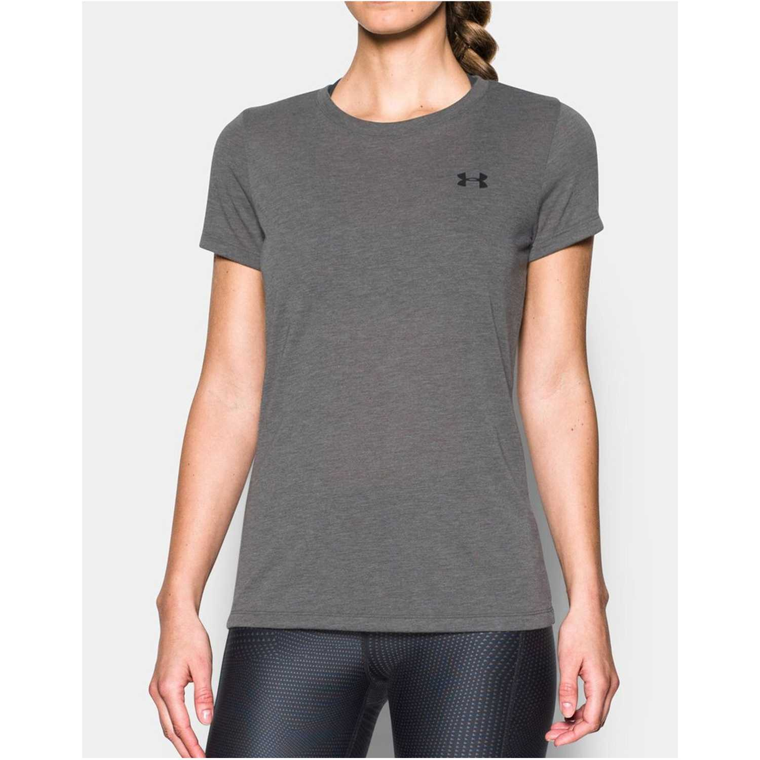 Polo de Mujer Under Armour Gris threadborne train ssc-gry