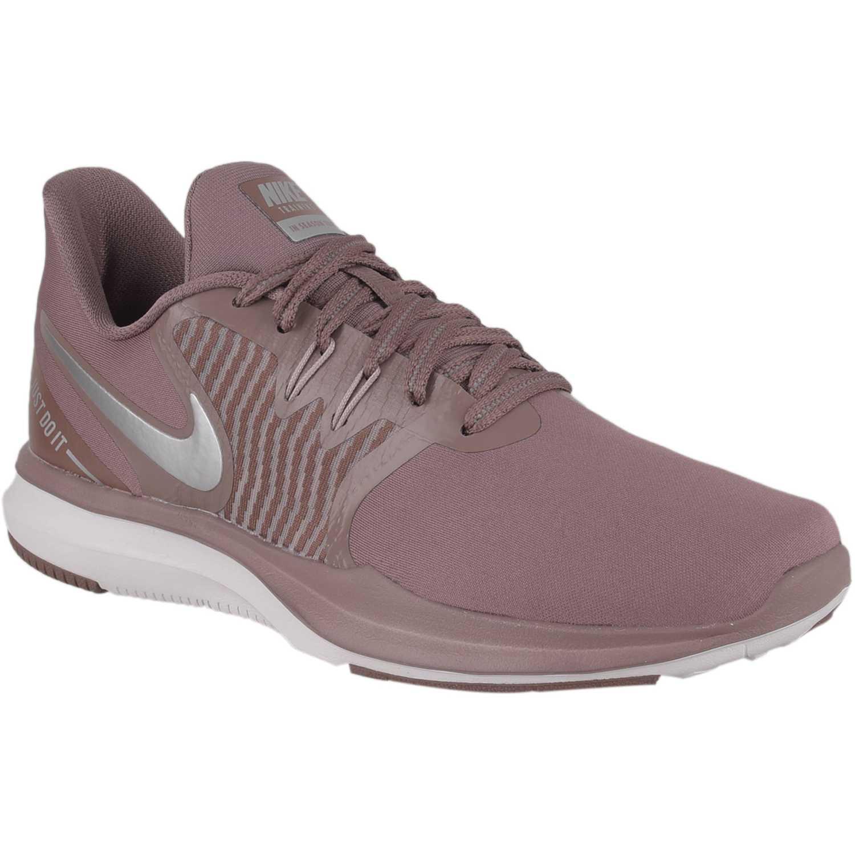 Zapatilla de Mujer Nike Rosado / gris wmns in-season tr 8 prm