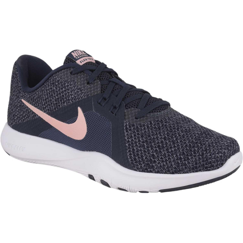 Zapatilla de Mujer Nike Morado / rosado wmns flex trainer 8