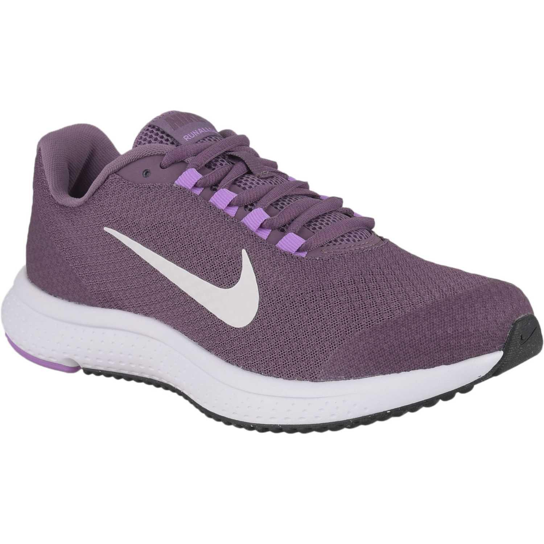 Zapatilla de Mujer Nike Morado wmns nike runallday