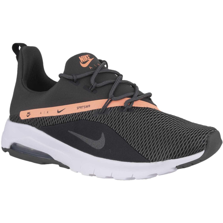 Zapatilla de Mujer Nike Plomo / rosado wmns air max motion racer 2