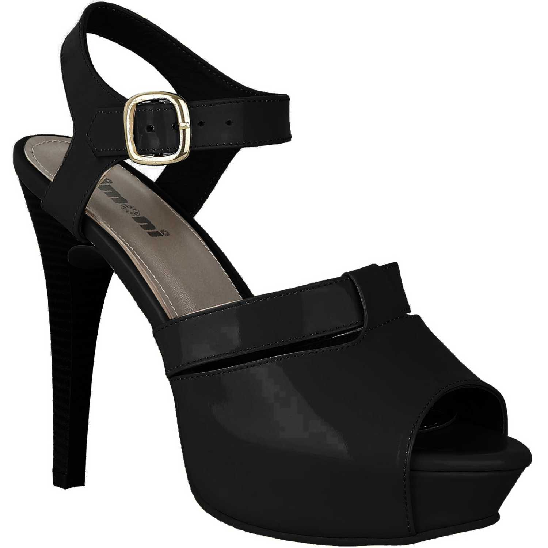 Sandalia de Mujer Limoni - Cuero Negro sp abigail 03