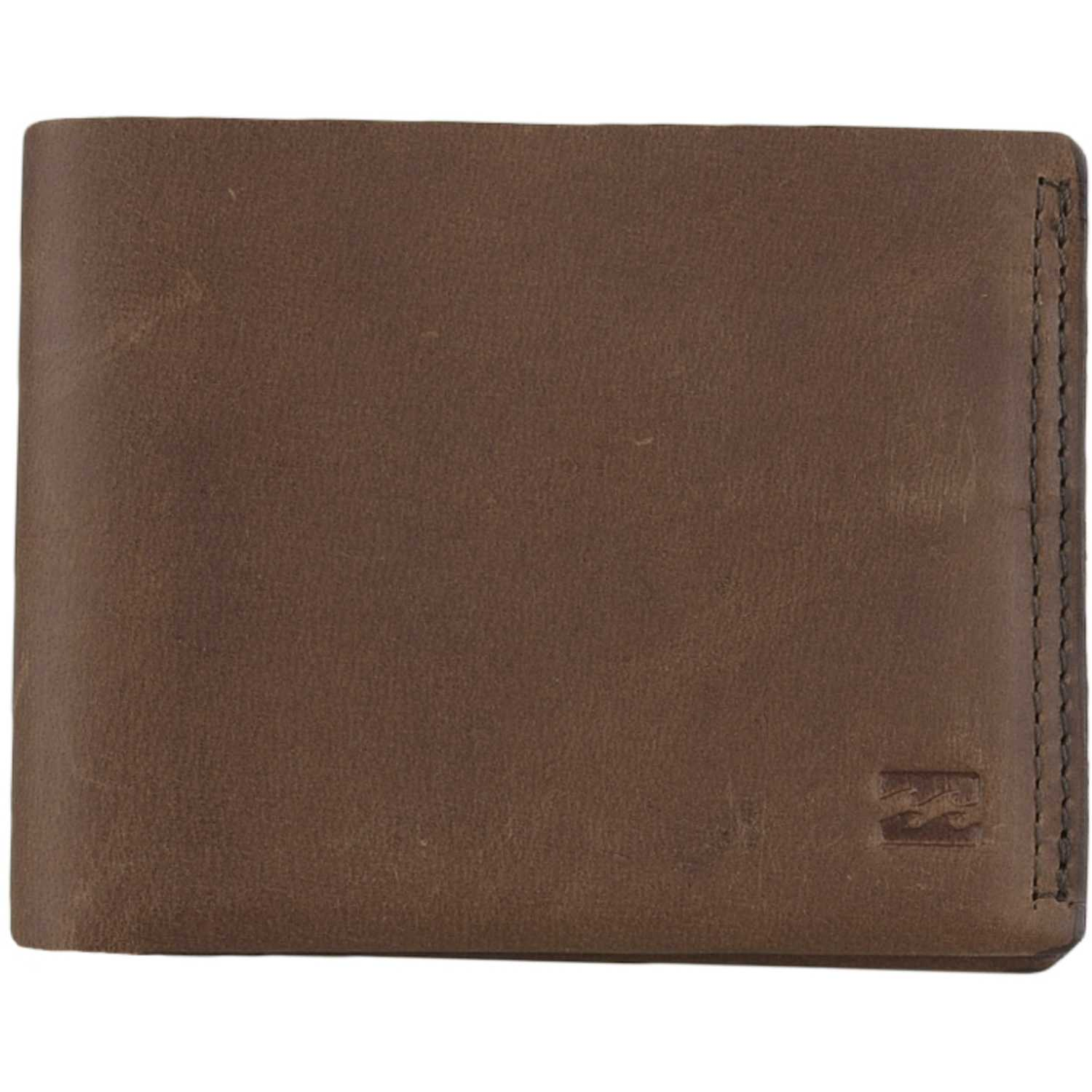 Billetera de Hombre Billabong Marron all day leather
