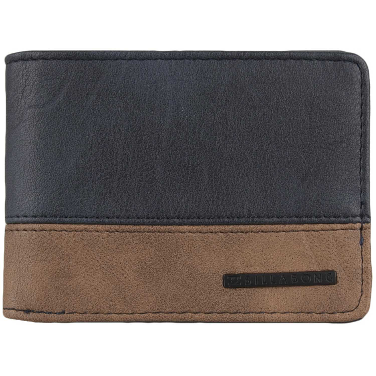 Billetera de Hombre Billabong Acero/marron dimension wallet