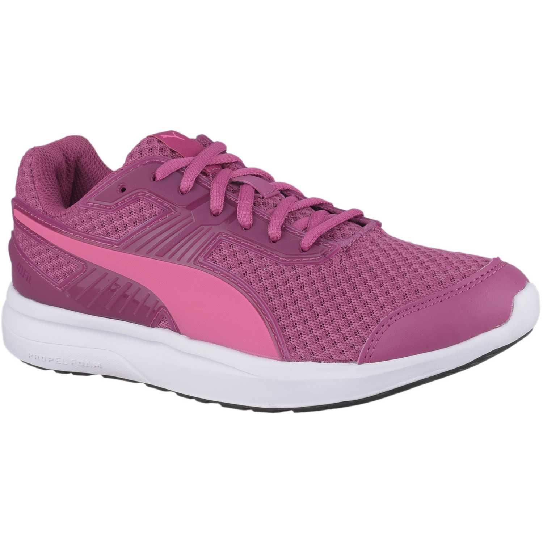 Zapatilla de Mujer Puma Fucsia   rosado escaper pro  8726732395f4a