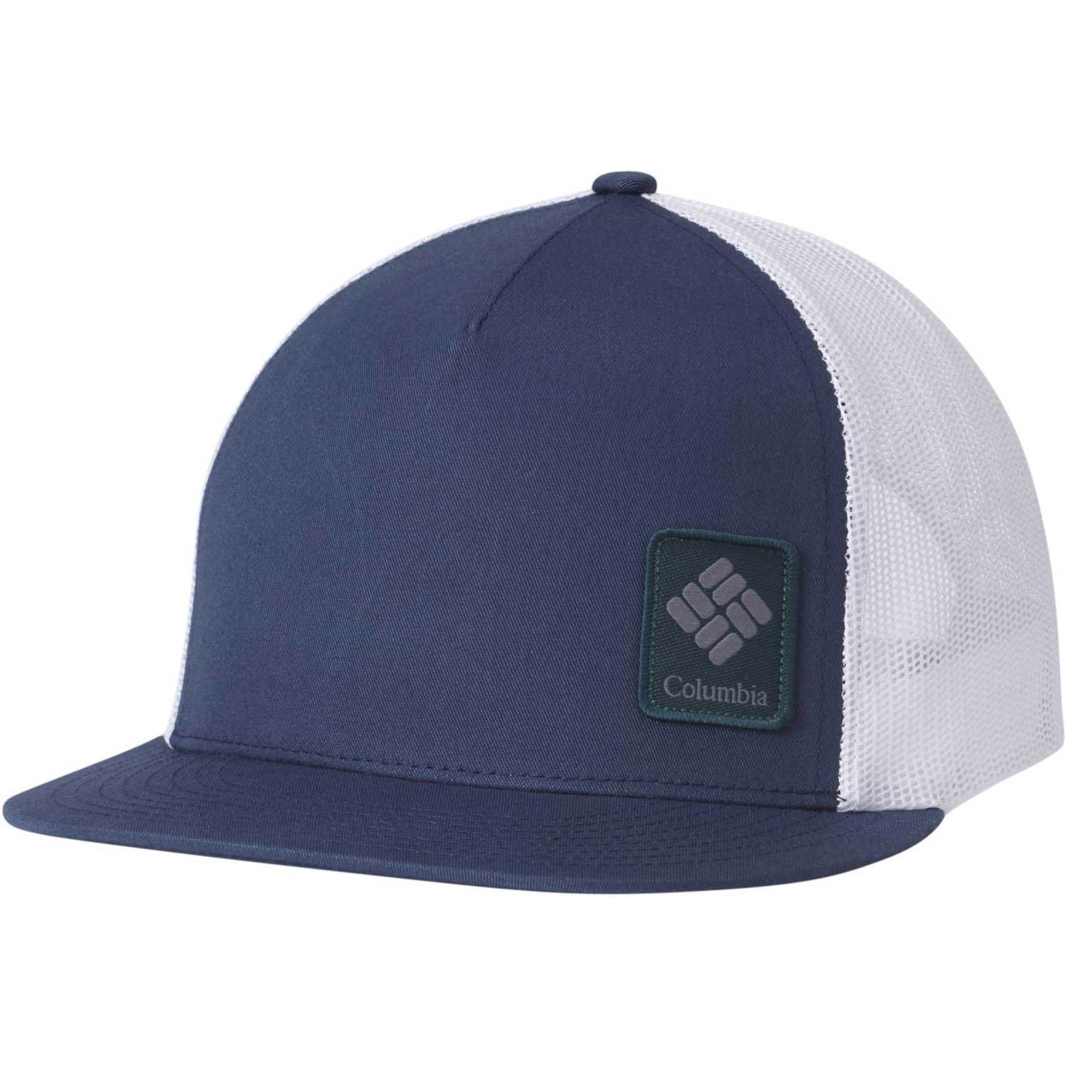 Gorro de Hombre Columbia Navy / Blanco ale creek snap back