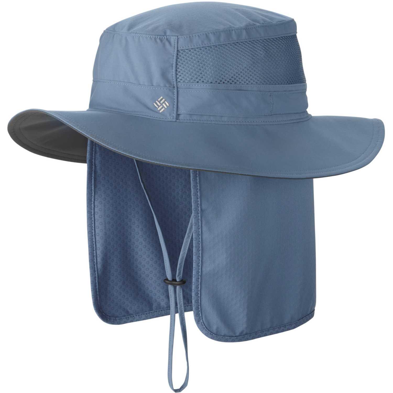 Sombrero de Hombre Columbia Azulino coolhead zero booney ... 2e6ce30d7b1