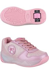 Barbie Rosado de Niña modelo 2ar38800002 Walking Urban Deportivo Zapatillas Casual