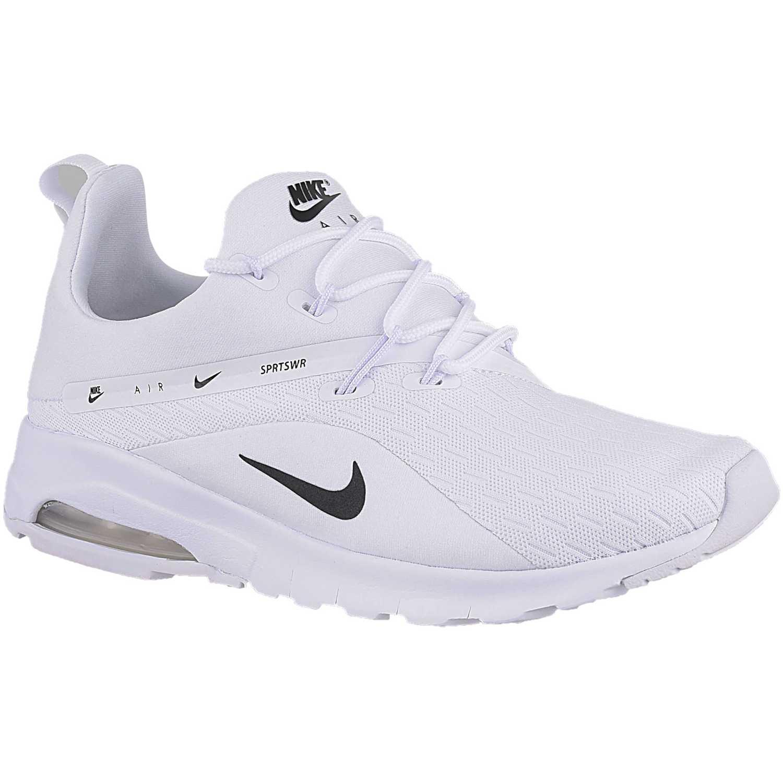 5ff50381ef4 Zapatilla de Mujer Nike Blanco   negro wmns air max motion racer 2 ...