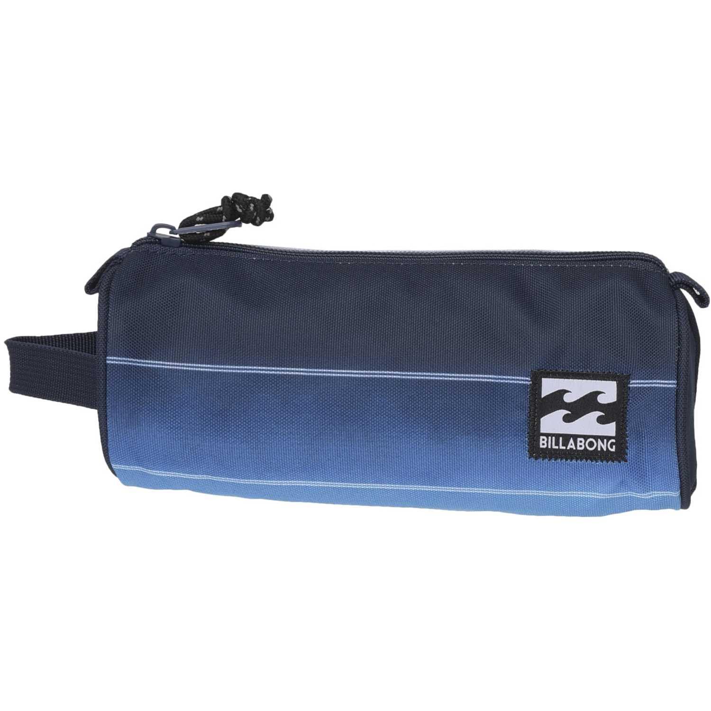 Cartuchera de Hombre Billabong Azul / celeste barrel pencil case