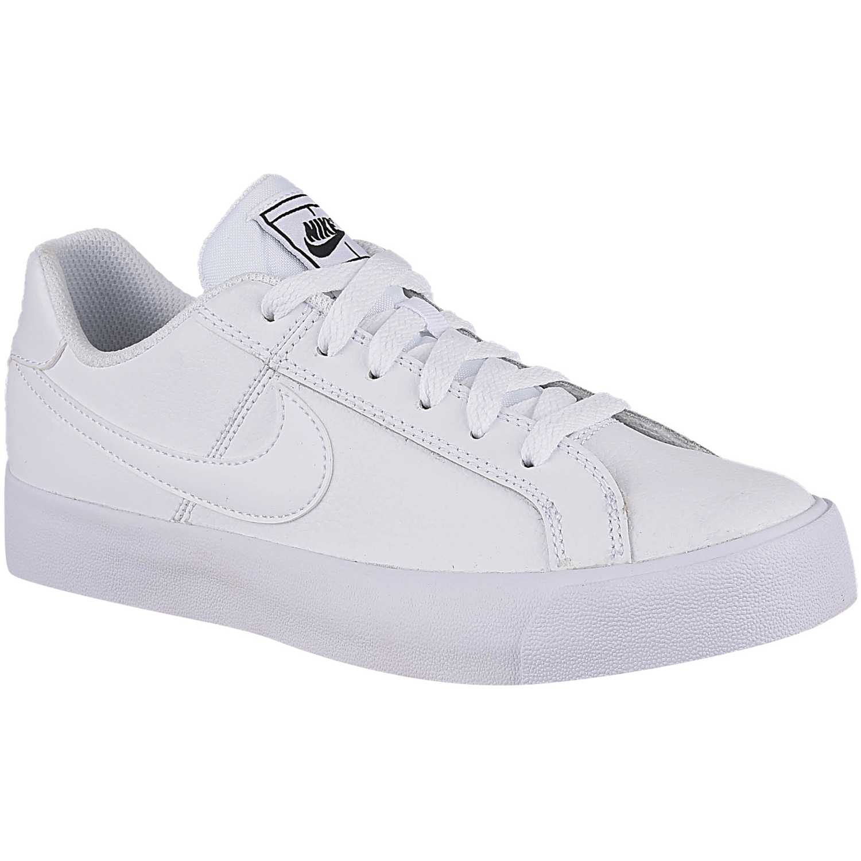 Zapatilla de Mujer Nike Blanco/blanco wmns nike court royale ac