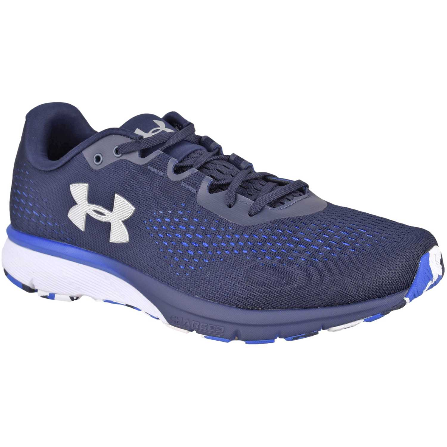 Zapatilla de Hombre Under Armour Azul / blanco ua charged spark