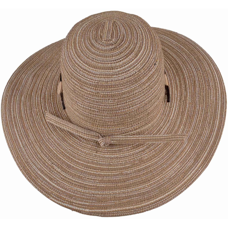 Sombrero de Mujer Platanitos Marron t4-10-a