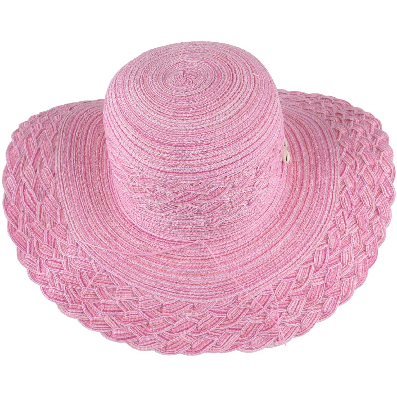 Sombrero de Mujer Platanitos Rosado u7-94-a