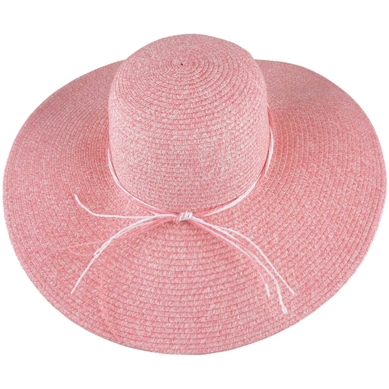 Sombrero de Mujer Platanitos Rosado t7-34a