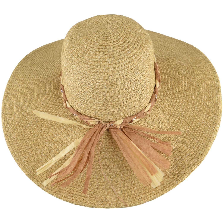 Sombrero de Mujer Platanitos Nat t7-33-a