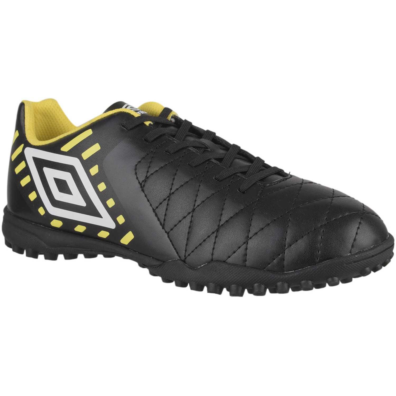 Zapatilla de Hombre Umbro Negro / amarillo medusÆ ii league tf
