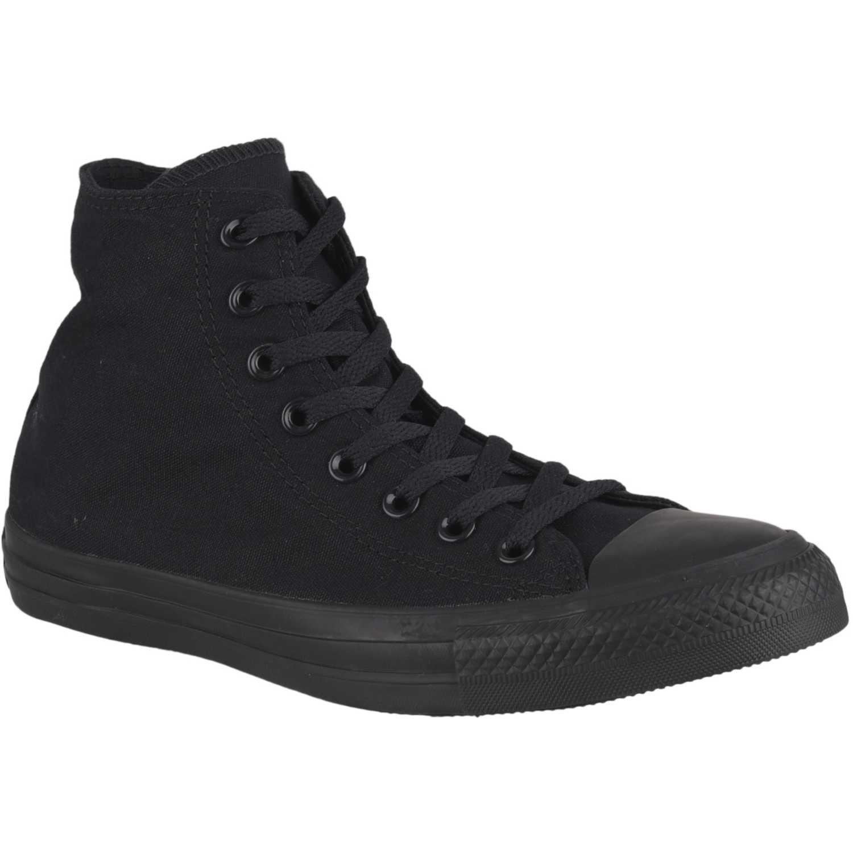 Zapatilla de Hombre Converse Negro / negro ct as core hi w