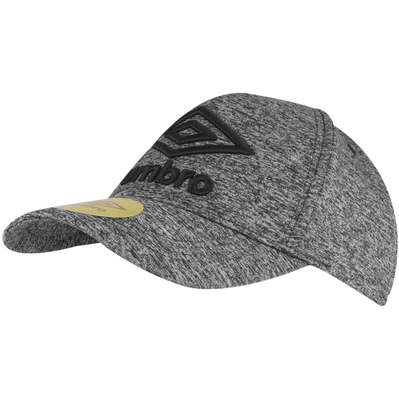 Gorro de Hombre Umbro Negro baseball cap