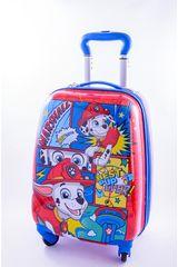 Mochila de Niño Scool 9 scool paw patrol h maleta strong Azul