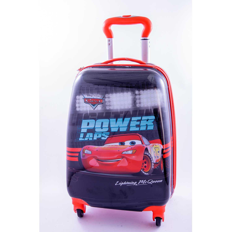 Mochila con ruedas de Niño Scool Negro 9 scool cars maleta strong
