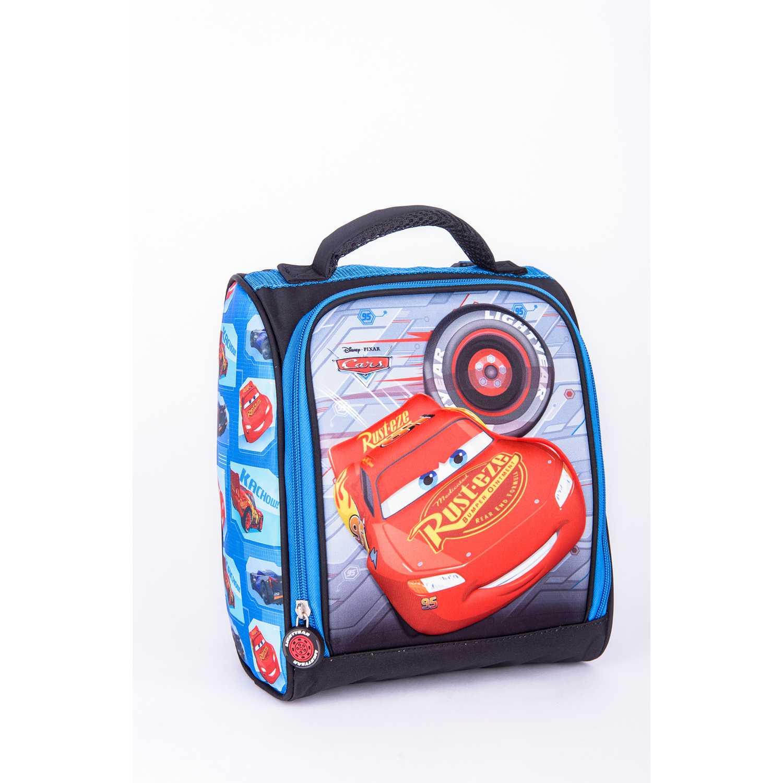 Lonchera de Niño Scool Azul 9 scool cars lonch eva 3d bolso