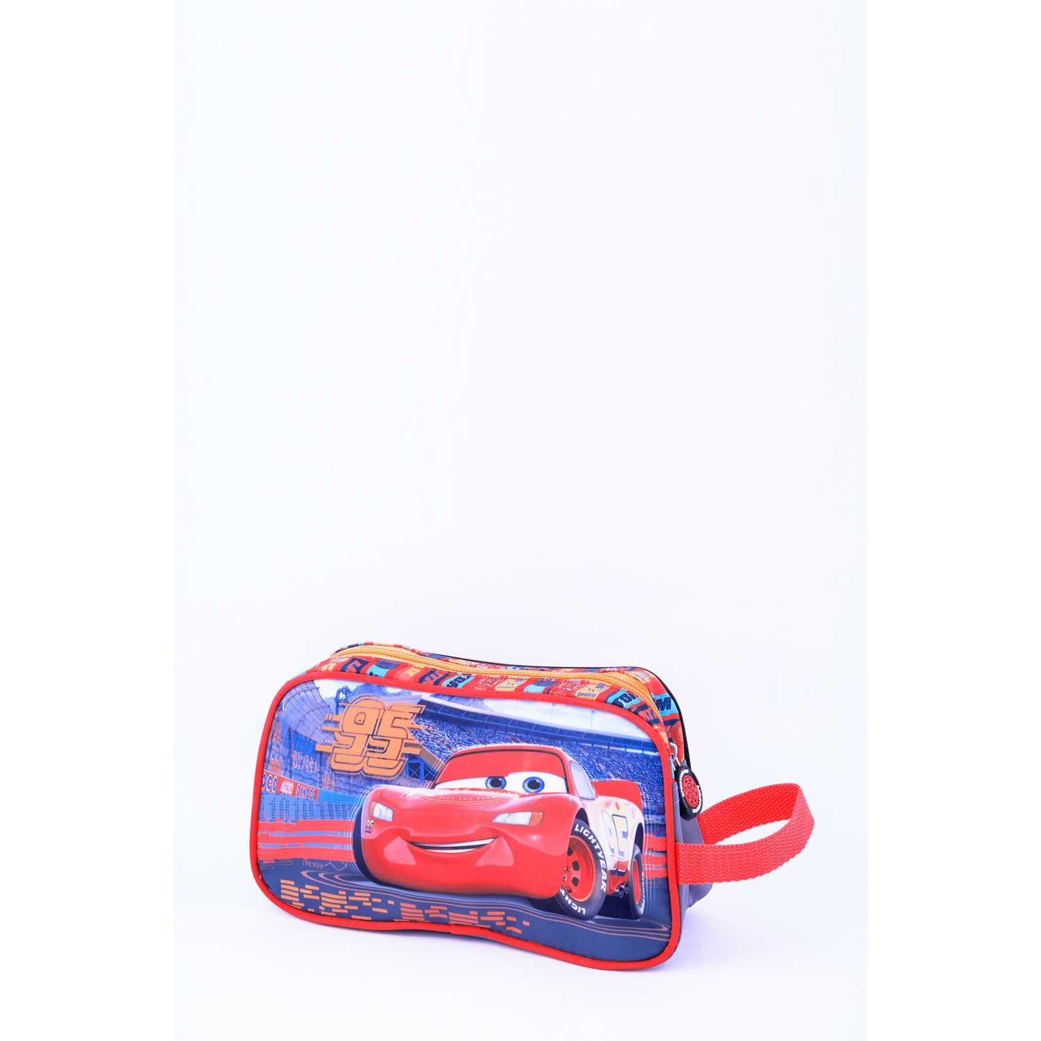 Cartuchera de Niño Scool Naranja 9 scool cars cart cuento division