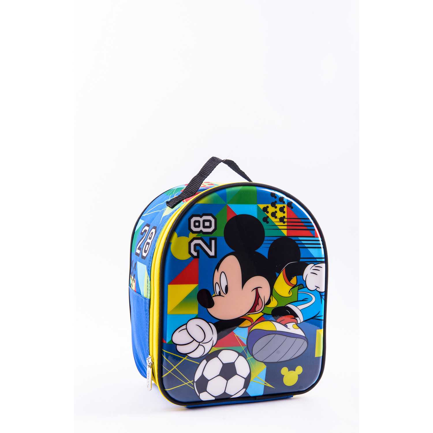 Lonchera de Niño Scool Verde 9 scool mickey lonch strong dlx_a