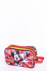 Scool Rojo / negro de Mujer modelo 9 scool mickey cart eva 3d d/cierre_a Cartucheras