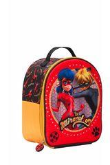 Lonchera de Niña Scool Rojo / negro 9 scool lady bug lonch fantasia dlx