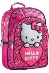 Scool Fucsia de Niña modelo 9 scool hello kitty moch kids Mochilas