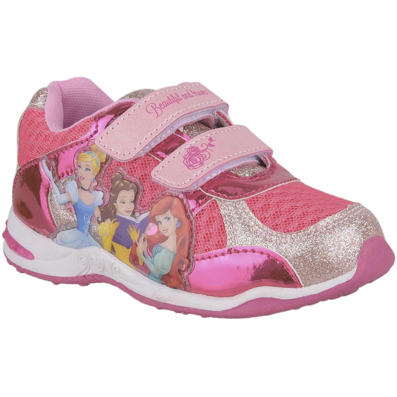 Zapatilla de Niña Princesas Rosado 2dp11000001