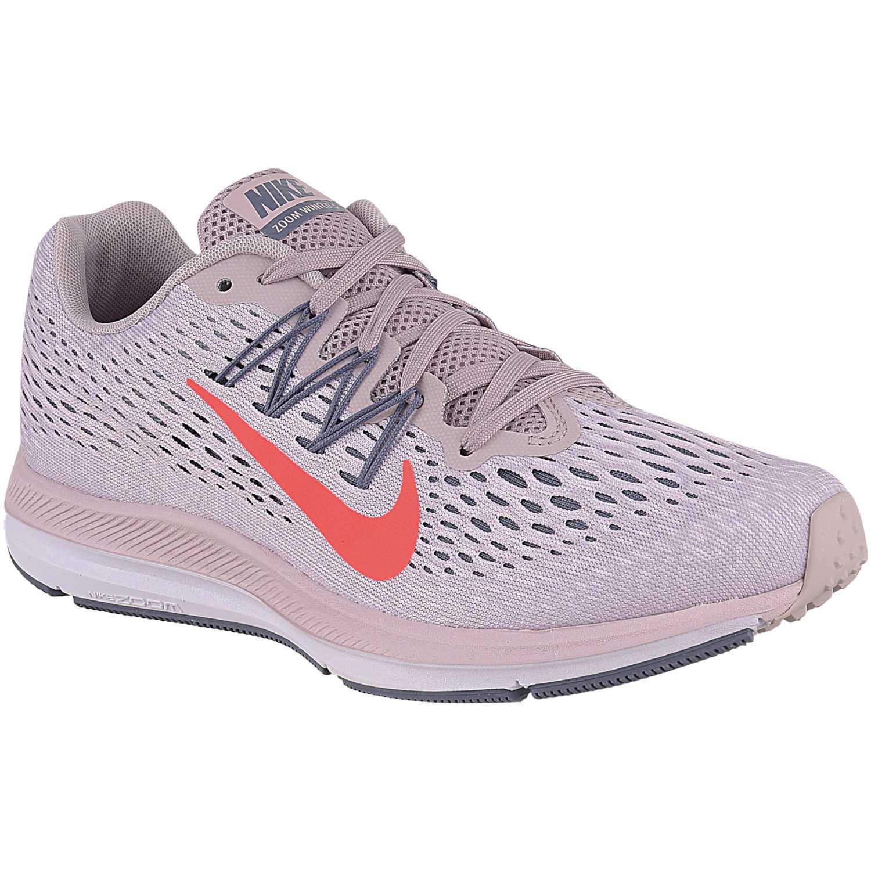 the latest 5cd9e 49c45 Zapatilla de Mujer Nike Gris   rosado wmns nike zoom winflo 5