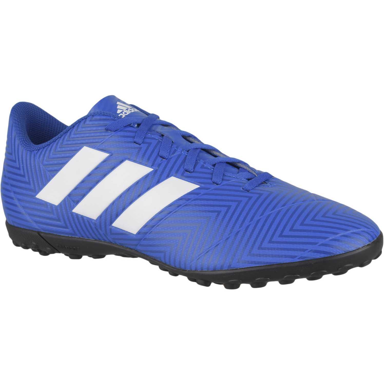 Zapatilla de Hombre Adidas Azul nemeziz tango 18.4 tf  a10212b89d078