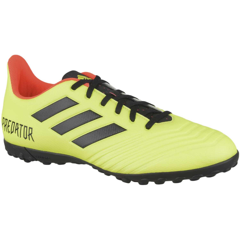 Zapatilla de Hombre Adidas Amarillo predator tango 18.4 tf ... 53151647ad483