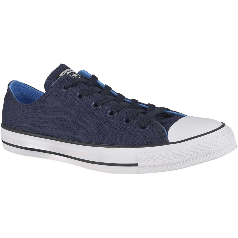 Zapatilla de Hombre Converse Navy / Blanco ctas lightweight nylon ox