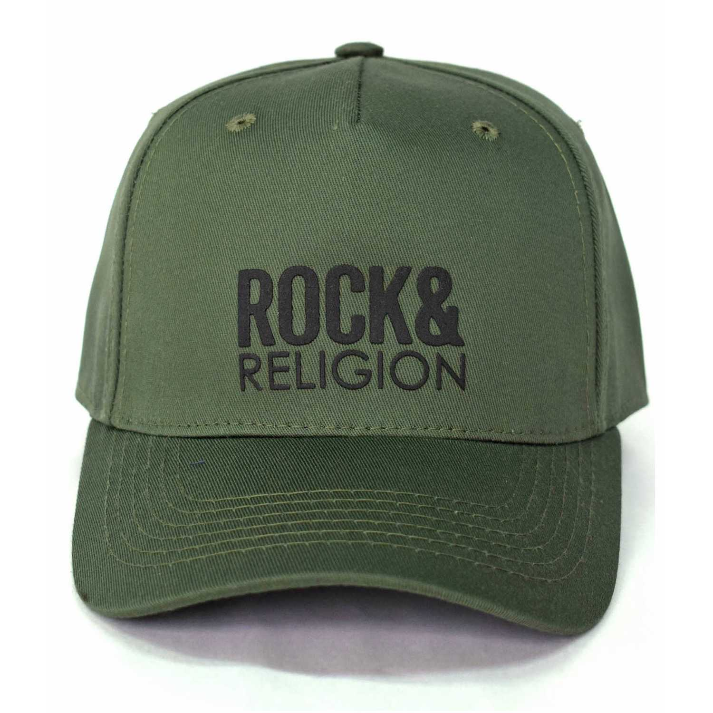 Gorro de Hombre ROCK & RELIGION Militar siena