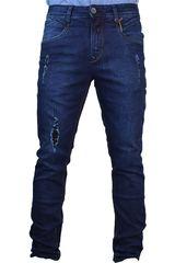 ROCK & RELIGION Azul de Hombre modelo gotfried Casual Pantalones Jeans