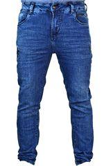 ROCK & RELIGION Azul de Hombre modelo geofrey Jeans Casual Pantalones