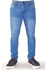 ROCK & RELIGION Azul oscuro de Hombre modelo michael Casual Pantalones Jeans