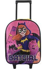 Kiddo Rosado / celeste de Mujer modelo mochila con ruedas dc super hero girls batgirl Mochilas Maletínes
