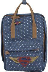 Mochila de Niña Kiddo Azul mochila cuadrada dc super hero girls