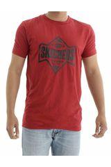Skechers Rojo de Hombre modelo polo-163-36777dd Deportivo Polos