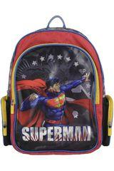 Kiddo Azul / rojo de Niña modelo mochila superman estrellas Mochilas
