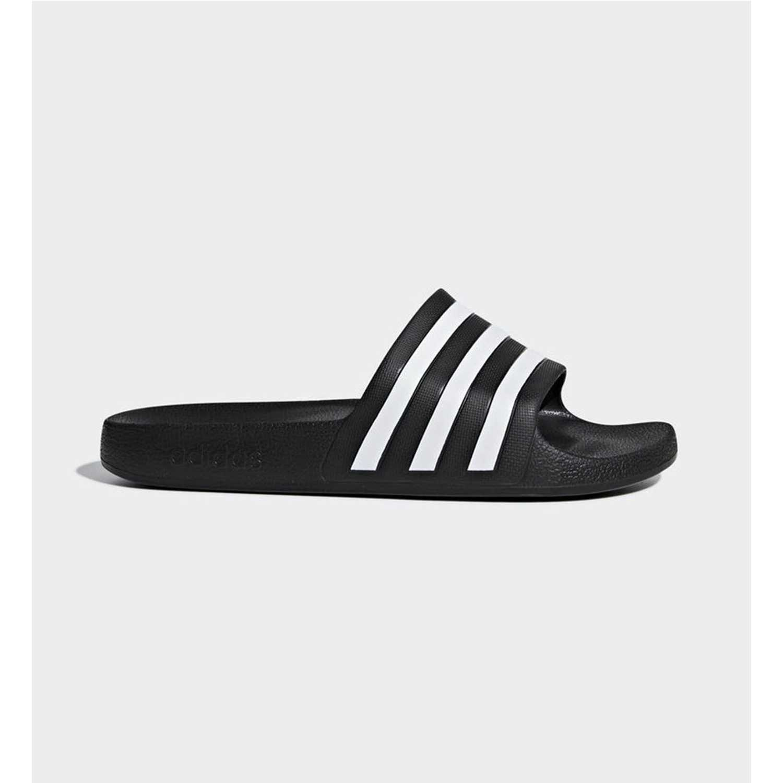Sandalia de Hombre Adidas Negro / blanco adilette aqua